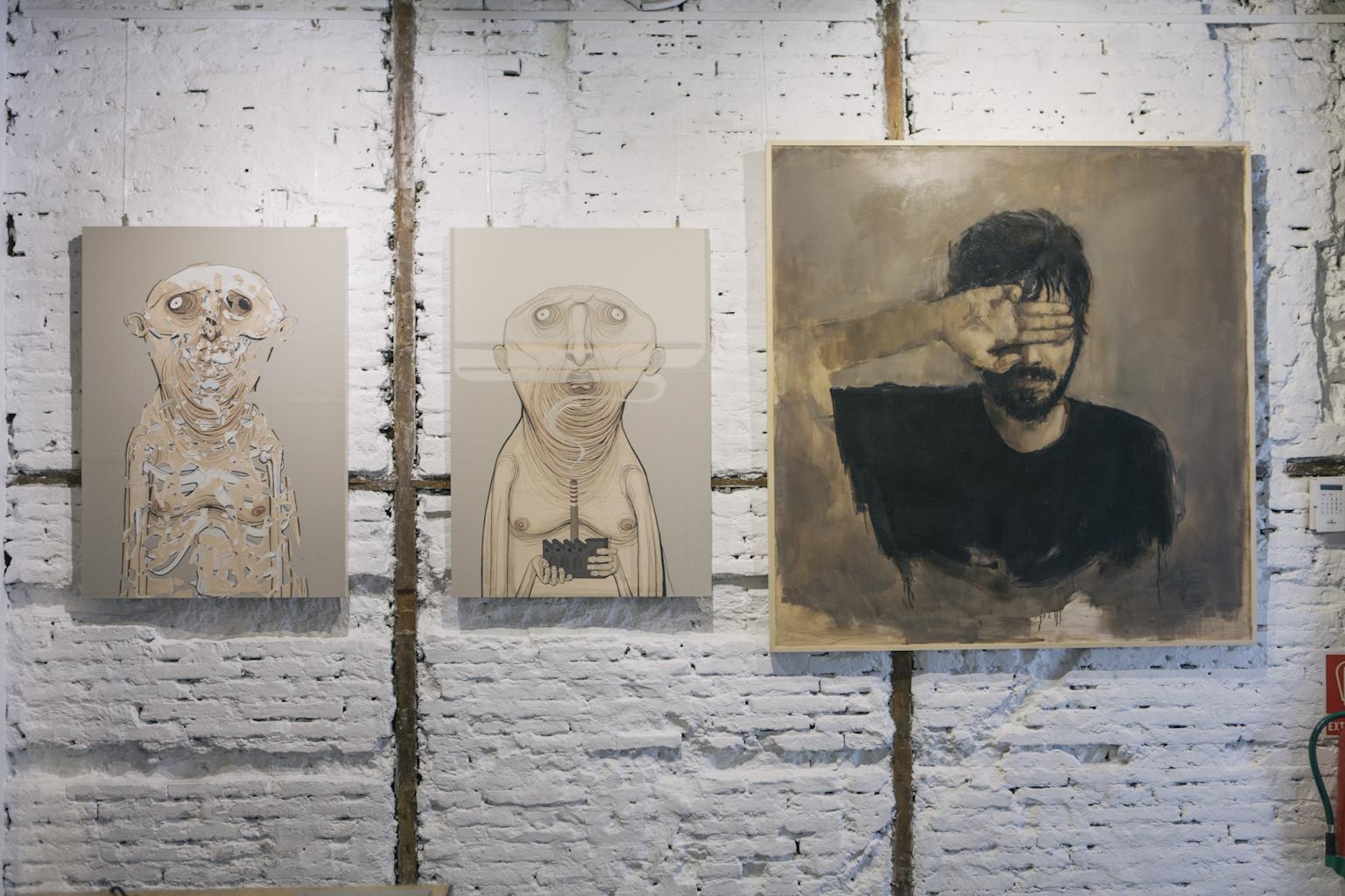 """""""Espositivo-Exposición Colectiva"""""""