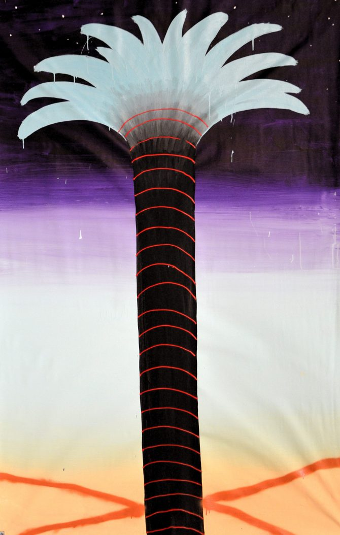 2 palmera negra