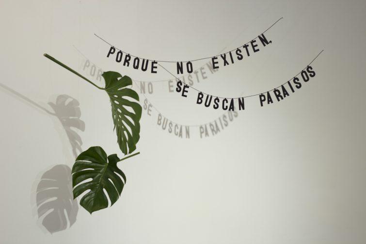 Maya Saravia_Porque no existen, se buscan paraisos