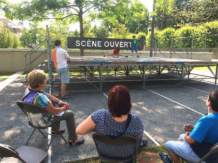 Oriol Nogues - Scène ouverte