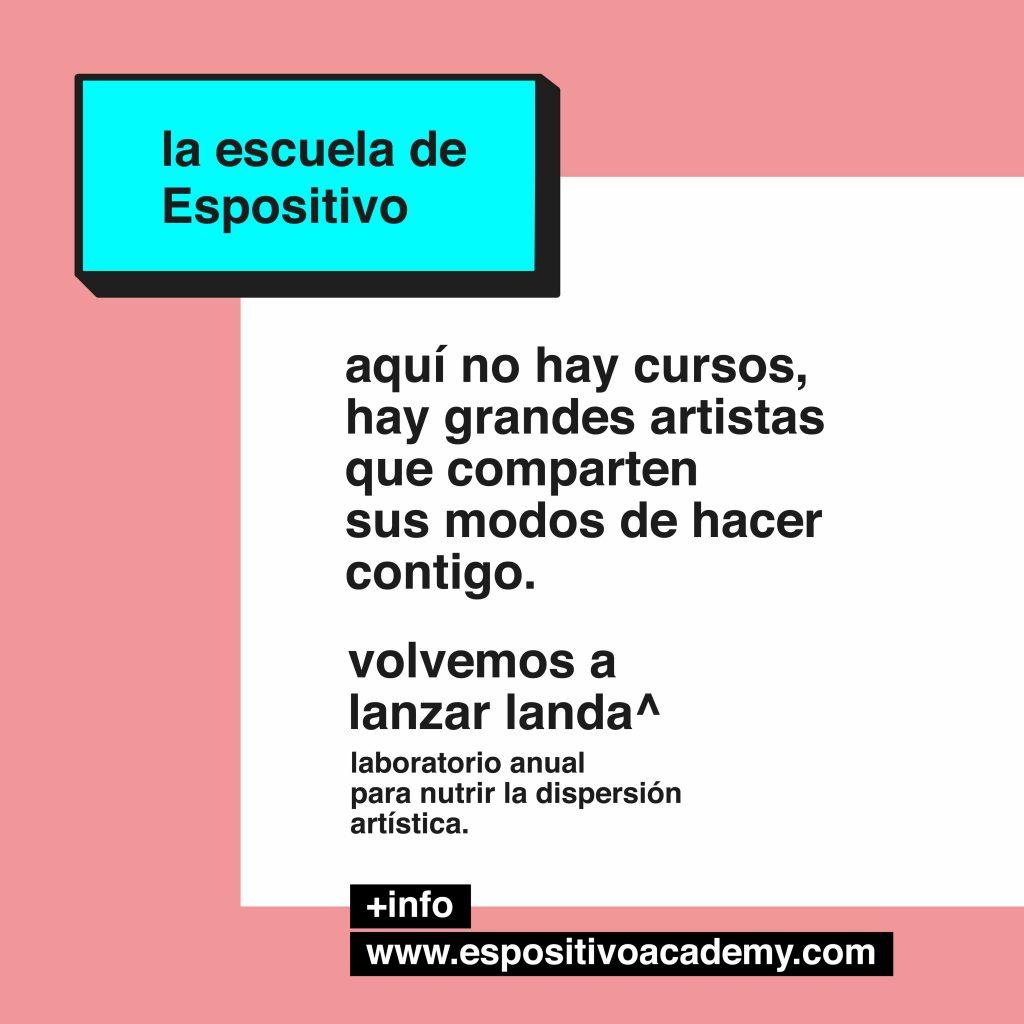 Cursos Espositivo - Landa