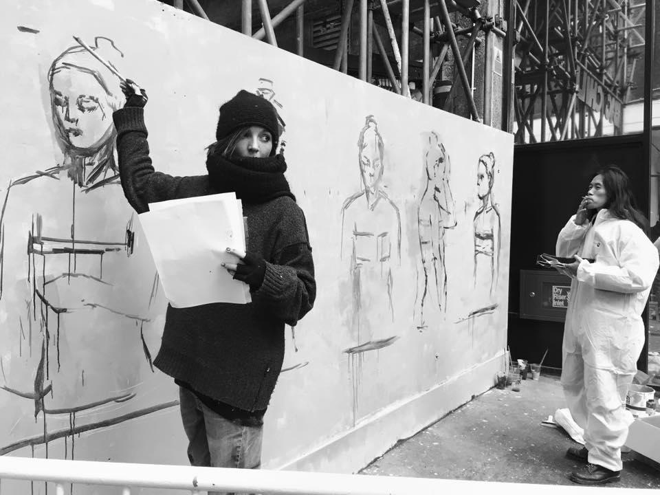 """London Walls"""